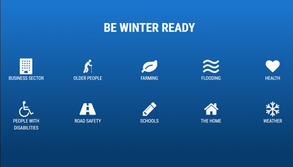 Be Winter Ready Blog Post Website