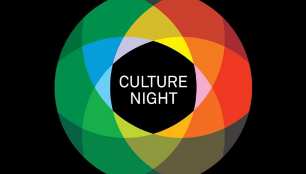 Culture Night 2021 Call Out